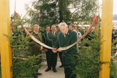 Uroczyste otwarcie siedziby koła łowieckiego wierchy milówka 24