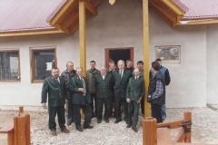 budowa siedziby koła łowieckiego wierchy milówka 1
