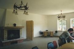budowa siedziby koła łowieckiego wierchy milówka 10
