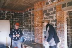 budowa siedziby koła łowieckiego wierchy milówka 11