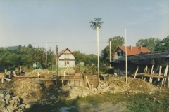 budowa siedziby koła łowieckiego wierchy milówka 17