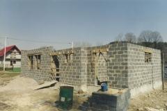 budowa siedziby koła łowieckiego wierchy milówka 18