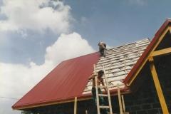 budowa siedziby koła łowieckiego wierchy milówka 19