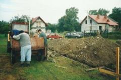 budowa siedziby koła łowieckiego wierchy milówka 2