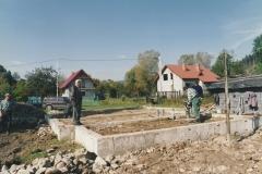 budowa siedziby koła łowieckiego wierchy milówka 22