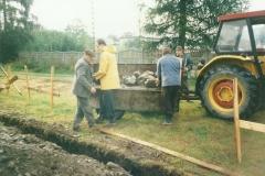 budowa siedziby koła łowieckiego wierchy milówka 24