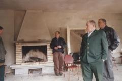 budowa siedziby koła łowieckiego wierchy milówka 4
