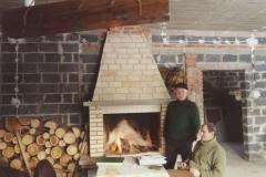budowa siedziby koła łowieckiego wierchy milówka 5