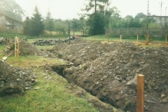 budowa siedziby koła łowieckiego wierchy milówka 6