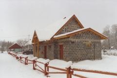 budowa siedziby koła łowieckiego wierchy milówka 7