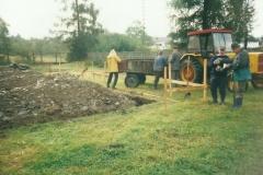 budowa siedziby koła łowieckiego wierchy milówka 9